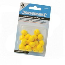 10 Pairs Of Silverline Replacement Pods