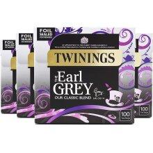 Enjoy 400 cups Twinings Classic Earl Grey Tea Bags New