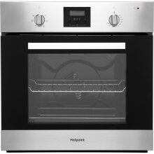 Hotpoint AOY54CIX Built In Electric Single Oven - Stainless Steel