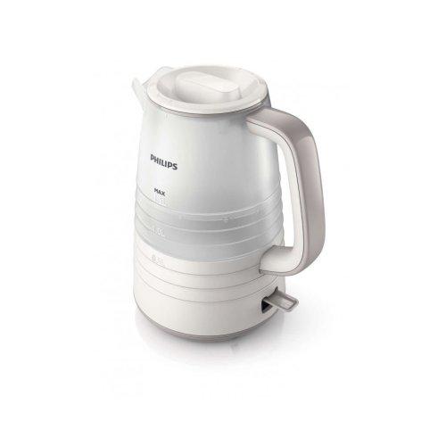 Electric Kettle 1.7 Litre Cordless Jug Tea Kettle White 2.2 Kw Fine Elements