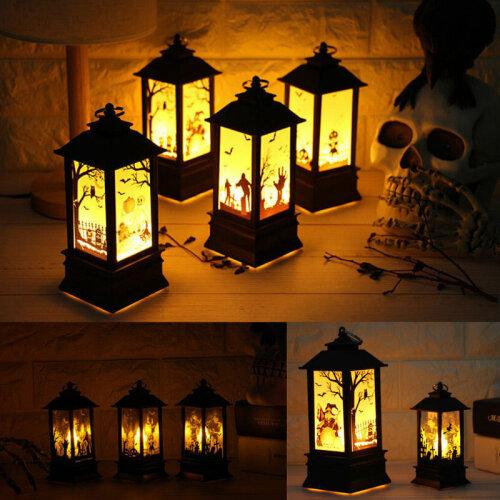Halloween Hanging Lantern Light | Halloween Decorations