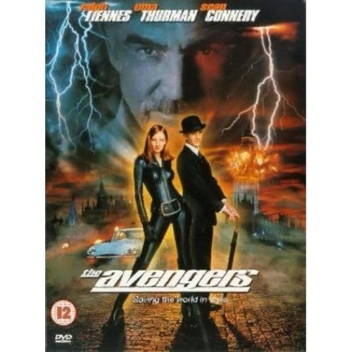 The Avengers DVD [1999]