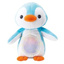 Penguin Light Up Friend with Cradle Song and Lights - Blue