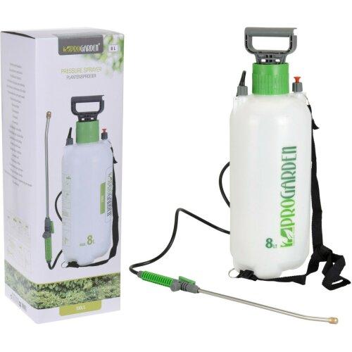 8 Litre Pressure Sprayer Weed Killer Sprayer 8L