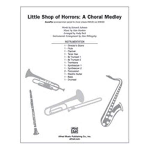 Alfred 00-38185 LITTLE SHOP CHORAL MEDLEY-SPX