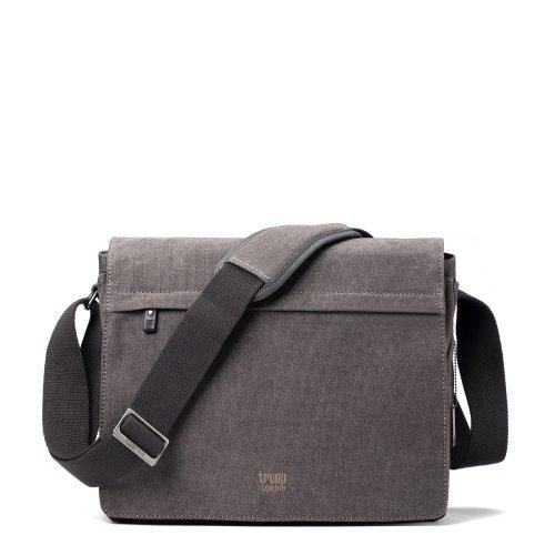 Troop London Classic Canvas Laptop Messenger Bag   Buy Laptop Bags Online   Canvas Laptop Bag   shoulder bags for men