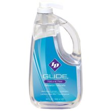 ID Glide Water Based Lubricant With a Natural Feel & Hypoallergenic 64 floz