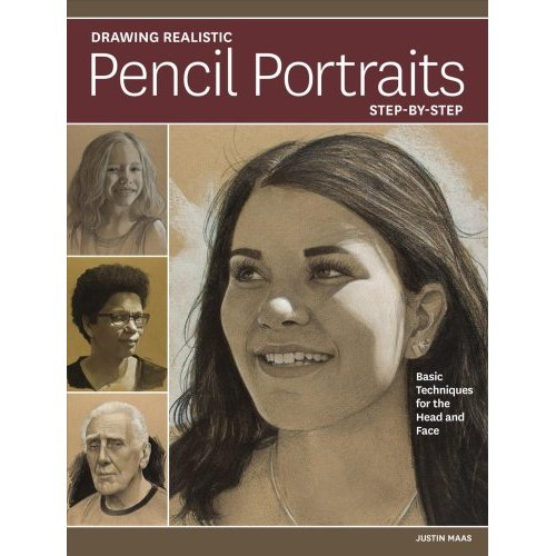 Drawing Realistic Pencil Portraits Step by Step