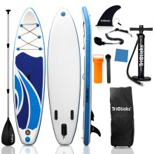 3M Inflatable Stand Up Paddle Board SUP Board for Adults/Kids Package Kit