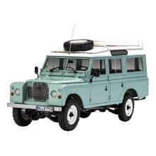 Revell Land Rover Series Iii Lwb Station Wagon Model Set Skill Level 3 Scal 67047