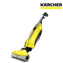 Karcher FC5 Hard Floor Cleaner Yellow 460W 500RPM Roller Speed 10554020