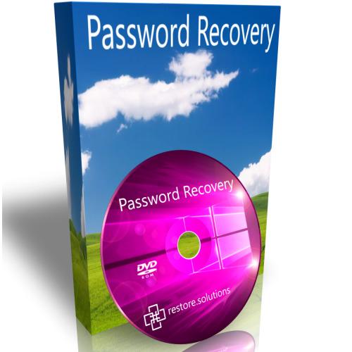 (DVD) Windows Password Change Reset Recovery Repair Hack