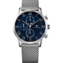 Tommy Hilfiger Men's Wristwatch TH1791398 Sport , New with Tags