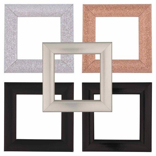 ElekTek Switch Surround Milano Frame Cover Finger Plate Colours