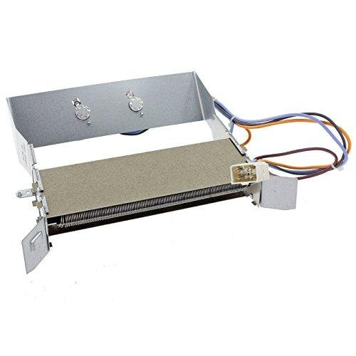 Tumble Dryer Heater Element + Thermostats compatible with Indesit IDC85UK IDC85SUK Series (2200W)