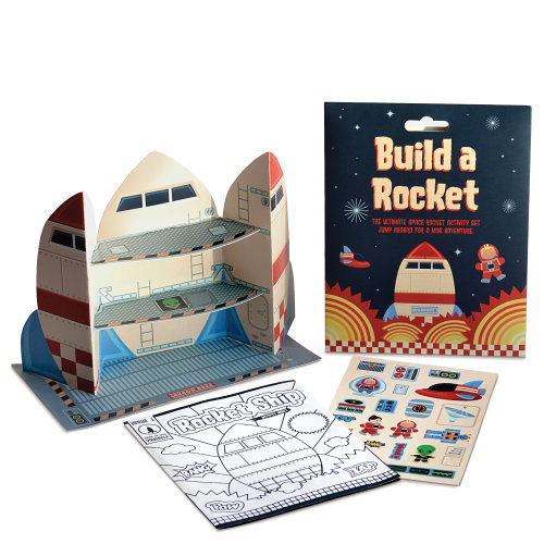Build Your Own Rocket