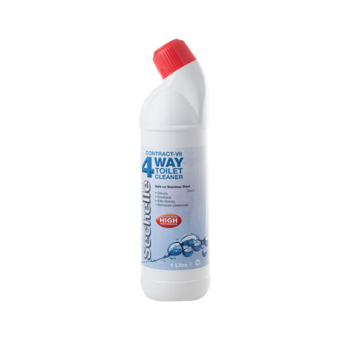 4 WAY TOILET CLEANER 1 LITRE
