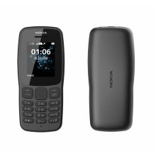 Nokia 106 (2018) Dual Sim | 4MB | | 4MB RAM