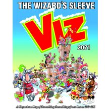 Viz Annual 2021: The Wizard's Sleeve: A Rousing Blast from the pages of Issues 272~281