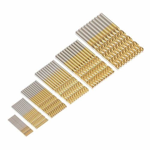 Toolzone 10Pc 2mm Long Series HSS Drills