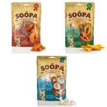 Soopa Sweet Coconut Dog Treats