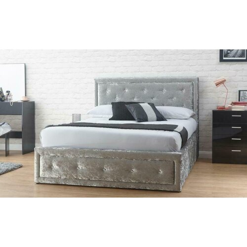 Colorado Bed Frame with Tanya Mattress