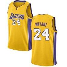 Kobe Bryant Men's Basketball Jersey Sport Shirts Sleeveless T-Shirt