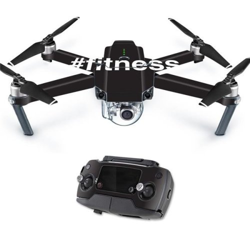 MightySkins DJMAVPRO-Fitness Skin Decal Wrap for DJI Mavic - Fitness