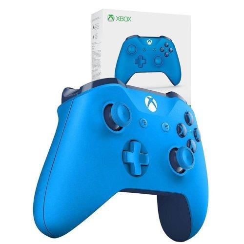 Xbox One Blue Vortex Wireless Controller