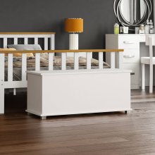 Home Discount Leon Storage Chest | Wooden Toy Box