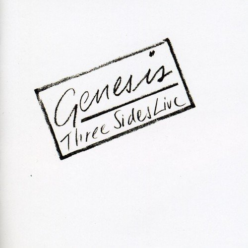 Genesis - Three Sides Live [CD]