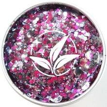 EcoStardust Raspberry Ripple Biodegradable Glitter Shine Range