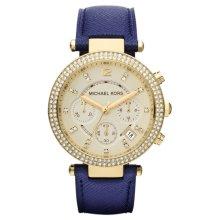 Michael Kors MK2280 Ladies Chronograph Stainless Steel Ladies Watch