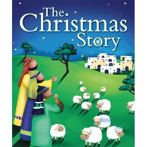 The Christmas Story (Candle Bible for Kids)
