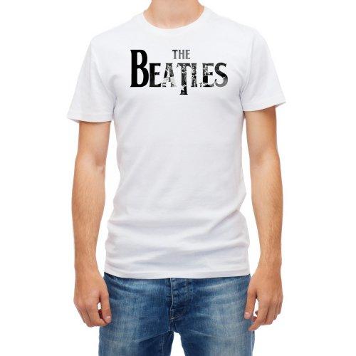 THE BEATLES white t shirt for Men's
