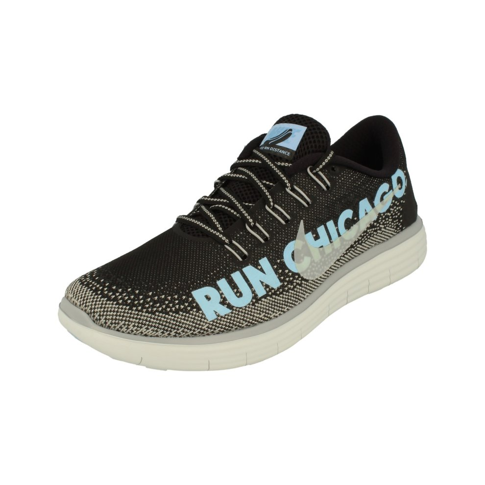 (9.5) Nike Free RN Distance Le Mens Running Trainers 849662 Sneakers Shoes