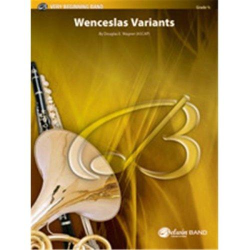 Alfred 00-45763 Wenceslas Variants Arr. Douglas E. Wagner