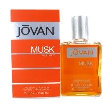 Jovan Musk for Men 240ml Aftershave Cologne Splash for Him
