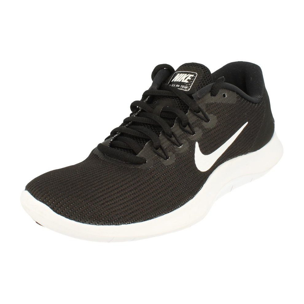 (4 (Adults')) Nike Womens Flex 2018 RN Running Trainers Aa7408 Sneakers Shoes