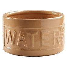Mason Cash Rayware All Cane Lettered Water Bowl