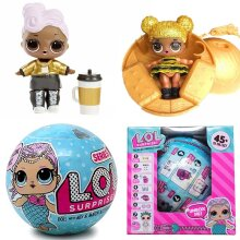 LOL Surprise Doll Blind Mystery Ball Girl Gift Toy
