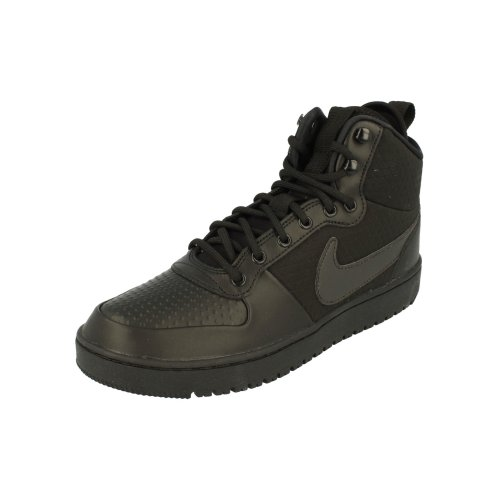 Nike Court Borough Mid Winter Mens Hi Top Trainers Aa0547 Sneakers Shoes