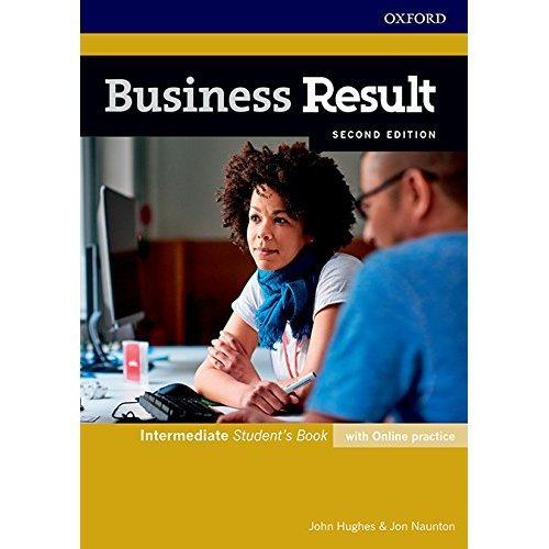 Business Result: Intermediate Training Book:  Business English