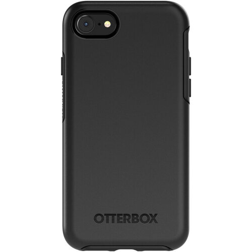OtterBox Symmetry Series Case Slim Cover for iPhone 7 / iPhone 8 / iPhone SE (2020) - Black