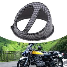 Motorcycle Fan Cover Air Scoop Cap for GY6 125/150cc Scooter, Air Deflector Moto Accessories