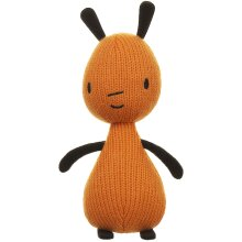 Bing & Friends Flop Soft Toy 20cm, Suitable from Birth