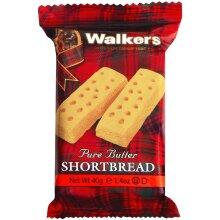 Walkers Shortbread Fingers Twin Packs - 120x40g