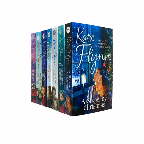 Katie Flynn 7 Books Collection Set