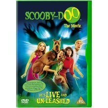 Scooby-Doo - The Movie: He's Live And Un-Leashed (2002) (DVD) - Used