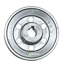 Ribitech 00266 Pulley Aluminium Diameter 160 mm